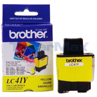 BROTHER MFC 210C INK YELLOW 